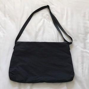 Zara men's crossbody bag